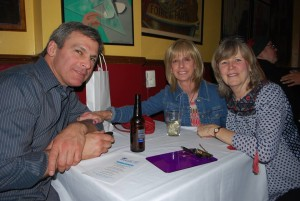 Phil Elias, Sue Magrey and Mim Conway